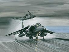 Last Harrier