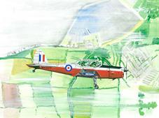 First Aerobatics